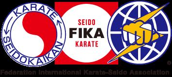 FIKA 新日本空手道連盟 正道会館 国際正道 空手連盟 FTKA ロゴマーク
